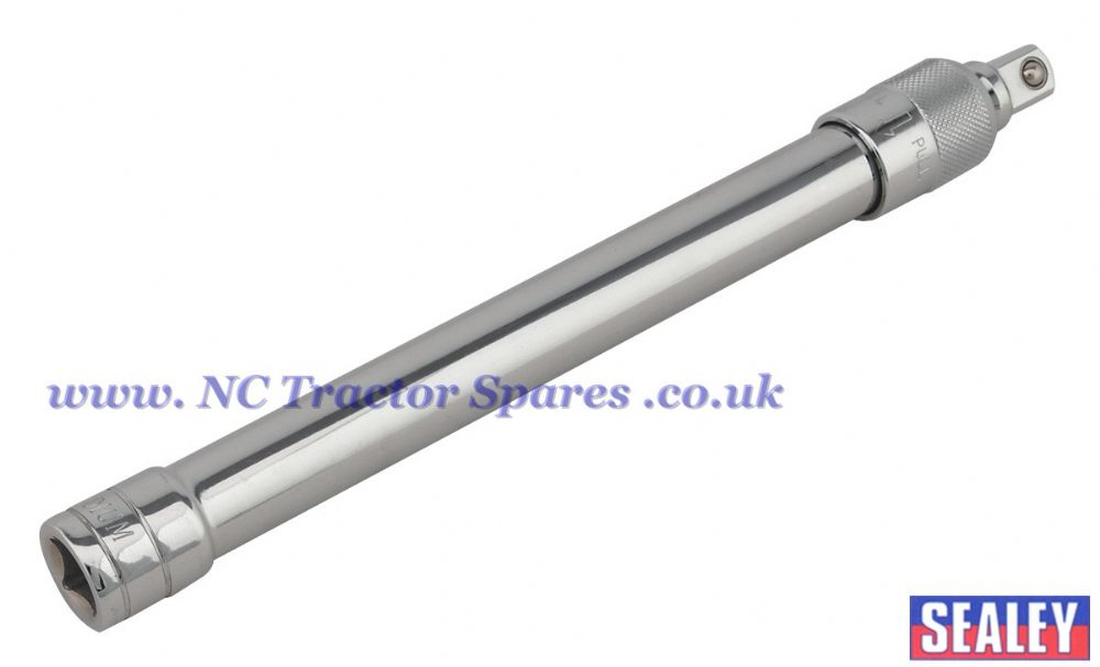 "Adjustable Extension Bar 250-400mm 1/2""Sq Drive"